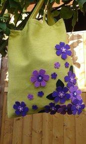 Shopper bag primavera