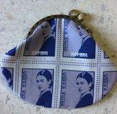 Portamonete Frida Kahlo