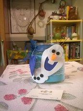 """barattolo"""" Frozen"""" in vetro!"""