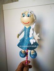 Bambolina matita Elsa Frozen 17 cm