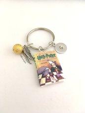 Portachiavi Harry Potter, Boccino D'Oro, Portachiavi Fimo, Portachiavi Fatto a Mano, Regalo Personalizzato