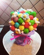 Centrotavola marshmallow per feste