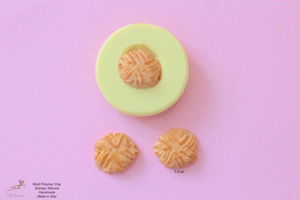 Stampi in silicone-Stampi per il fimo-Stampo baguette pane-Stampo Gioielli-Stampi Silicone-Stampini in Silicone-Stampi Fimo-Fimo-Made in italy-Handmade ST015
