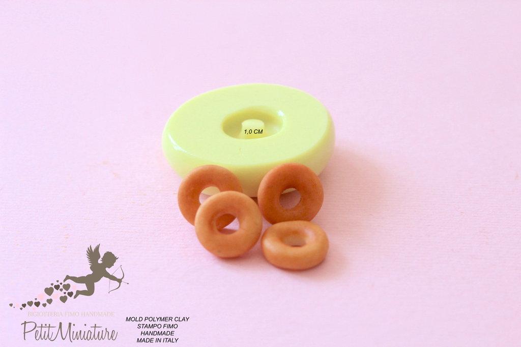 Stampi in silicone-Stampi per il fimo-Stampo biscotto cupcake-Stampo Gioielli-Stampi Silicone-Stampini in Silicone-Stampi Fimo-Fimo-Made in italy-Handmade ST018