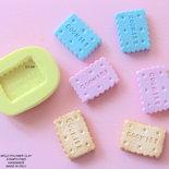 Biscotto Stampo-Stampo Dollhouse-Stampo Miniature-Stampo Fimo-Stampi in silicone-Stampi per il fimo-Stampo biscotto -Stampo Gioielli-Stampi Silicone-Stampini in Silicone-Stampi Fimo-Fimo-Made in italy-Handmade-Dollhouse- ST023