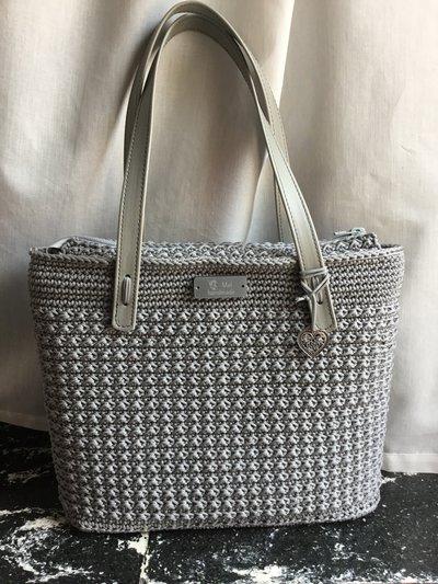 Borsa uncinetto -Crochet Bag -Shopper bag
