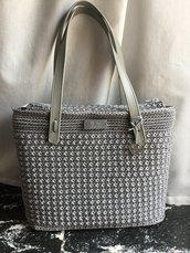 Borsa uncinetto -Crochet Bag -Shopper bag