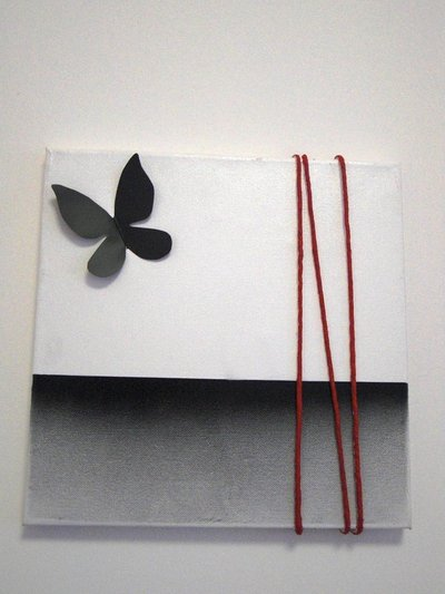 Volo notturno - Papilio  by Tiziano
