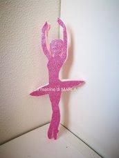 Sagoma ballerina classica in polistirolo