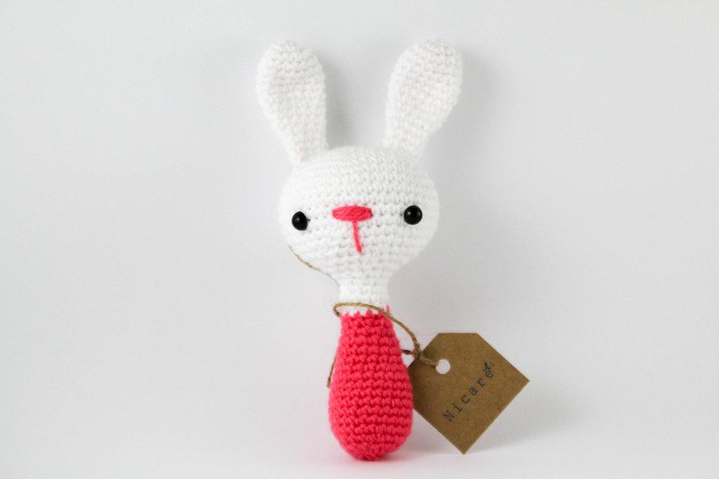 Sonaglino birillo coniglietto