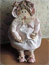 Bambola Sofia portapigiamino da bimbi