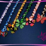 """Bracciali """"Magicfly"""" - il magico volo delle farfalle!"""