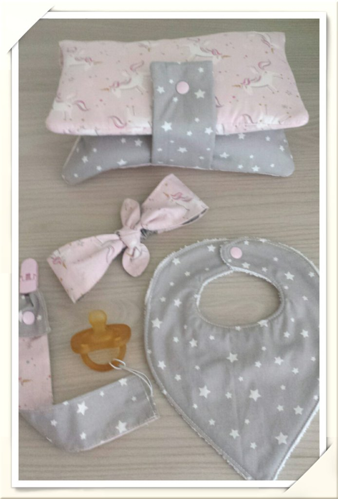 Idea regalo Set nascita bimba