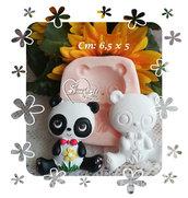Stampo *Panda* per tutte le occasioni
