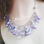 Light Sapphire Flowers