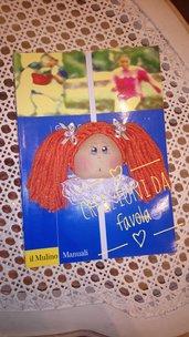 Segnalibro bambolina dorothy