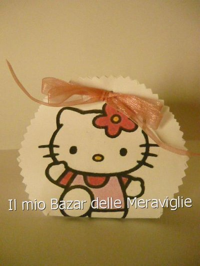 SCATOLINE HELLO KITTY