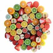 Fimo canes misto frutta fm3