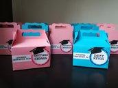 Scatolina scatoline caramelle confetti laurea diploma tocco dottore nome gessetti personalizzabile