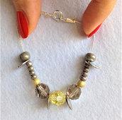 braccialetto in ARGENTO 925 chiaro