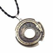 """☺Ciondolo """"Serpente dello Zodiaco"""" l'amuleto di Connor di """"Assassin's Creed - Origins"""" vidrogioco"""