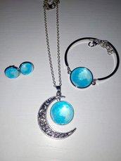 Completo Luna e Universo -var. 01-02-03-04-05