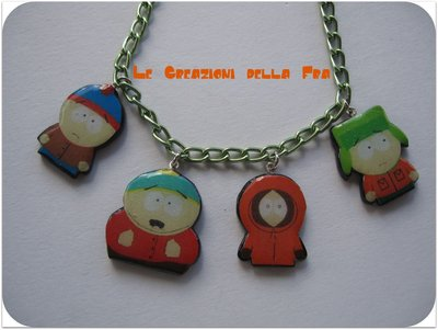 "Collana ""South Park"""