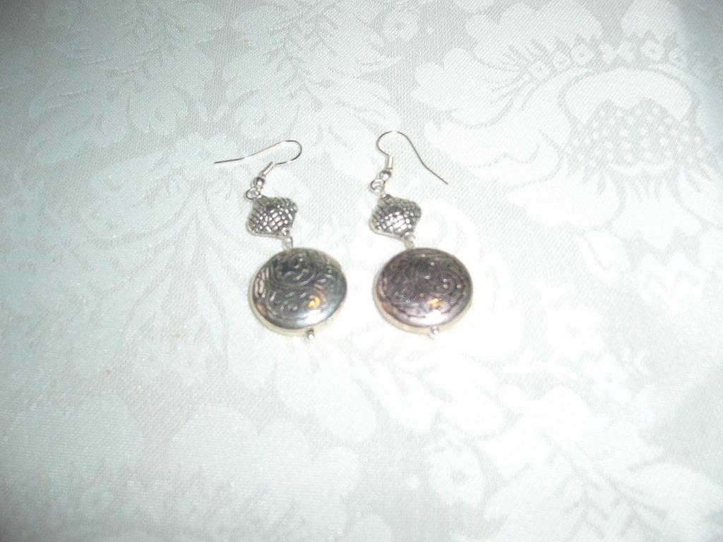 orecchini argentone
