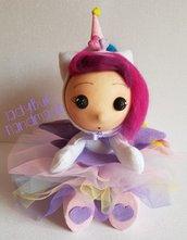 Bambola My Dolls Unicorn