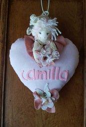 """Fiocco nascita """"Camilla"""""""