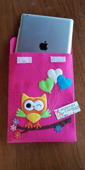 Porta Tablet/iPad Case Gufo