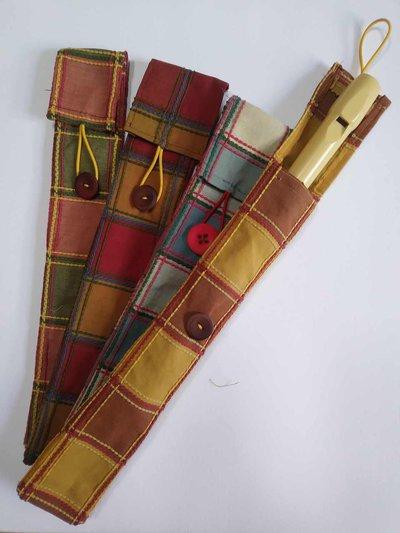 Custodia per flauti