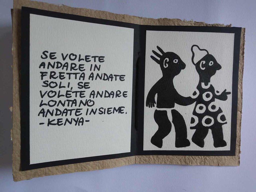 Proverbi africani    .