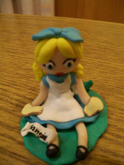 Portafoto Alice nel paese delle meraviglie!