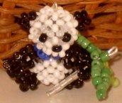 Panda di perline