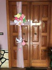 Decorazioni floreali per ogni occasione nascita, compleanno,matrimoni