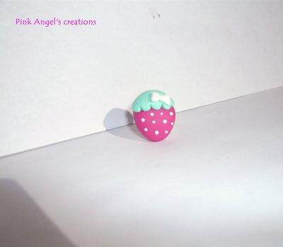 Anello fragola