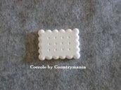 gessetto a forma di biscotto