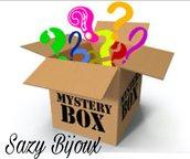 MYSTERY BOX / Medium: 10 Bijoux a sorpresa tra Bracciali, orecchini, anelli e collane - Accessori Donna, Ragazza