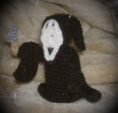 Scream or Scary movie? pdf Amigurumi pattern