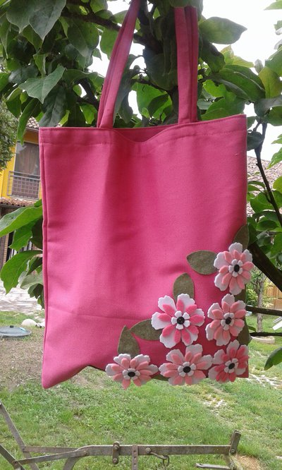 Shopper bag primavera