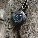 Collana OCEANO INFINITO fimo necklace  clay Kawaii  idea regalo clay
