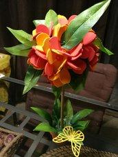 centrotavola composizione floreale
