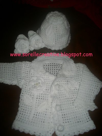 baby giacchino+cappello+scarpine