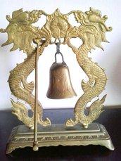 campana orientale, oggetto orientale e vintage