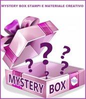 Mystery Box Bag Surprise Molds Creative Material - Borsa Sorpresa Stampi Materiale Creativo - Spedizione Gratuita In Italia
