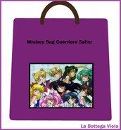 Mystery Bag Creation Surprise Fanart - Pacco Borsa Sorpresa Creazioni Complete Ispirata Guerriere Sailor Moon -Spedizione Gratuita In Italia