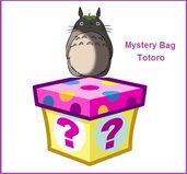 Mystery Bag Creation Surprise Inspired Fanart Totoro - Pacco Borsa Sorpresa Creazioni Ispirata A Totoro- Spedizione Gratuita In Italia