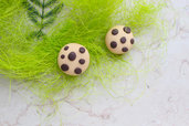 Calamita Magnete Biscotto ~ Cute Fimo Polymer Clay Cookie Magnet Cookies Handmade Fimo Fake Food Patisserie kawaii