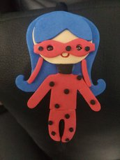 Cerchietto Lady bug